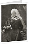 Queen Victoria by English Photographer