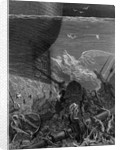 The Spirit that had followed the ship from the Antartic, scene from 'The Rime of the Ancient Mariner' by S.T. Coleridge by Gustave Dore