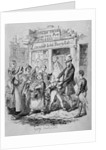 Oliver claimed by his affectionate friends by George Cruikshank