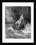 Charon, the Ferryman of Hell by Gustave Dore