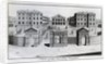 A View of the Foundling Hospital by Benjamin Cole