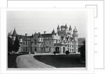 Balmoral Castle by English School