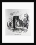 The Royal Mausoleum, Frogmore by Herbert Railton