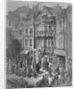 Bishopsgate Street by Gustave Dore