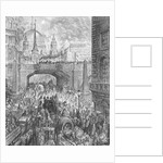 Ludgate Hill by Gustave Dore