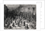 Dudley Street, Seven Dials by Gustave Dore