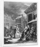 Times of the Day, Morning by William Hogarth
