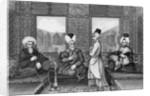 Ottoman Dignitaries by English School