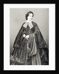 Mademoiselle Victoire Balfe engraved by D.J. Pound from a photograph by John Jabez Edwin Paisley Mayall