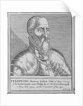 Fernando Alvarez de Toledo, 3rd Duke of Alba by William Marshall