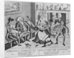 Christmas Gambols, or a Kiss Under the Mistletoe by English School