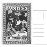 Advertisement for Bar-Lock Typewriters by English School