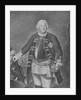 Friedrich Wilhelm I, King of Prussia by Antoine Pesne