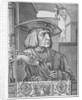 Emperor Maximilian I by Lucas van Leyden