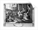 The Industrious 'Prentice out of his Time and Married to his Master's Daughter by William Hogarth