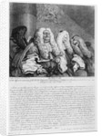 The Bench by William Hogarth