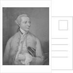 Christopher Anstey by Christian Friedrich Zincke