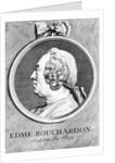 Edme Bouchardon by Charles Nicolas II Cochin