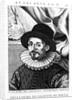 Guillaume de Salluste du Bartas by de Larmessin