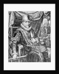 William I, Prince of Orange by Adriaen Pietersz van de Venne
