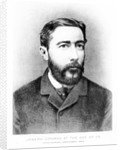 Joseph Conrad at the age of 26 by German Photographer