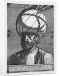 Suleiman the Magnificent by Melchior Lorck