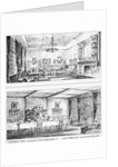 Interior of Toynbee Hall by William H Atkin-Berry
