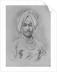 Maharaja Rajinder Singh by English School