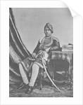 Maharaja Jashwant Singh of Bharatpur by English Photographer
