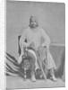 Maharaja Jaswant Singhji II of Jodhpur by English Photographer