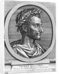 Pierre de Ronsard by French School