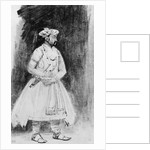 A Mughal Nobleman by Rembrandt Harmensz. van Rijn