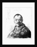 An Oriental Head by Rembrandt Harmensz. van Rijn