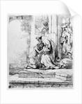 Return of the Prodigal Son by Rembrandt Harmensz. van Rijn