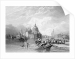 The Grand Canal, Venice by Charles Bentley