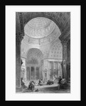 Interior of the Kazan Church by Alfred Gomersal Vickers