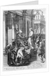 Christ before Pilate by Jacopo Robusti Tintoretto