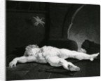Puck Basking Asleep Before the Country Hearth by Henry Fuseli
