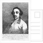 James Caulfield, 1st Earl of Charlemont by William Hogarth