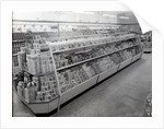Confectionary aisle, Woolworths store by English Photographer