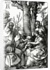 The Holy Family with St. Anne and St. Joachim by Albrecht Dürer or Duerer