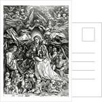 The Coronation of the Virgin and Child by Albrecht Dürer or Duerer