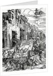 The Rest on the Flight into Egypt by Albrecht Dürer or Duerer
