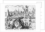 The Colossus of Rhodes by Maerten van Heemskerck