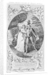 Illustration from 'The Castle of Otranto', by Horace Walpole by English School