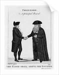 Friendship - A Principal Beard by John Kay
