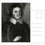 Hugh Peters, printed by Peter Cole by English School