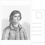 John the Painter by English School