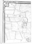 A map of Marylebone by John Rocque