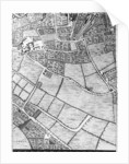 A Map of Bermondsey, London by John Rocque